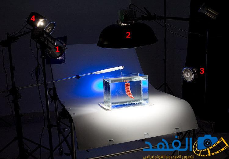 مصور منتجات